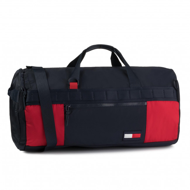 Torba TOMMY HILFIGER - Tommy Convertible Duffle AM0AM05564 0GY