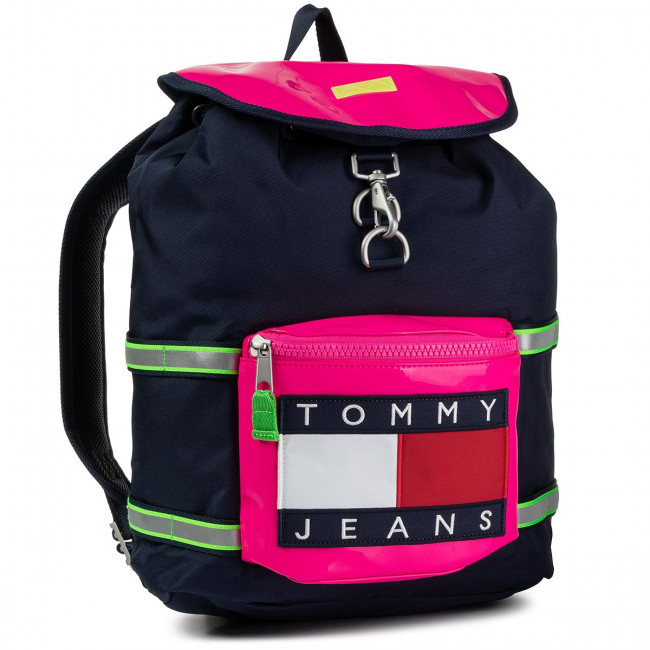 Plecak TOMMY JEANS - Tjw Heritage Backpack AW0AW07635 0G2