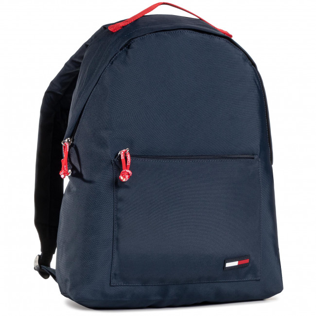 Plecak TOMMY JEANS - Tjw Campus Girl Backpack AW0AW08557 BLU