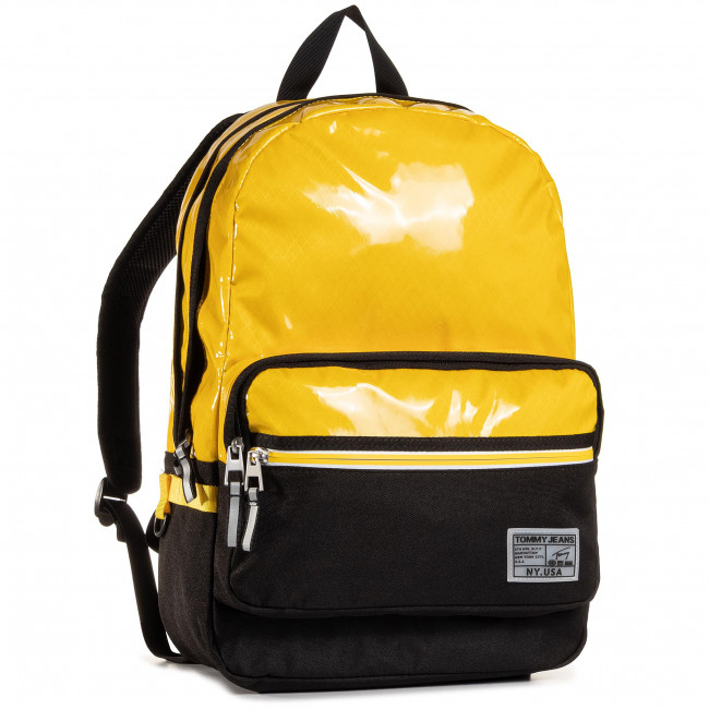 Plecak TOMMY JEANS - Tjm College Backpack Coated AM0AM06417 ZGQ