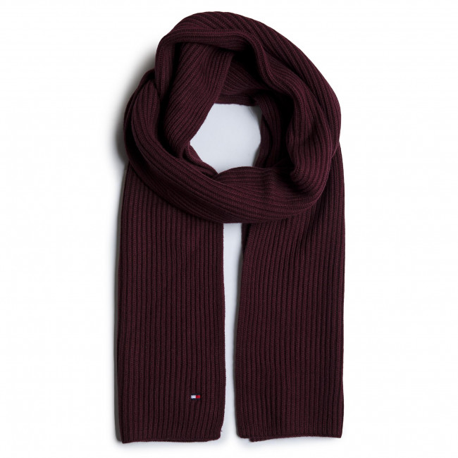 Szal TOMMY HILFIGER - Pima Cotton Scarf AM0AM06546 XIH