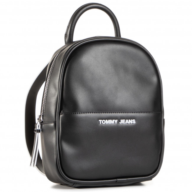 Plecak TOMMY JEANS - Tjw Femme Pu Mini Backpack AW0AW08957 BDS
