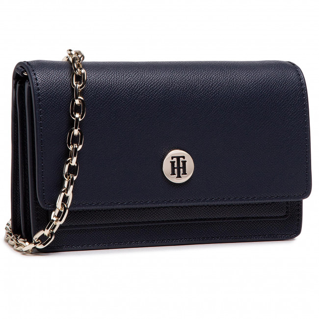 Torebka TOMMY HILFIGER - Honey Chain Crossover AW0AW09665 DW5