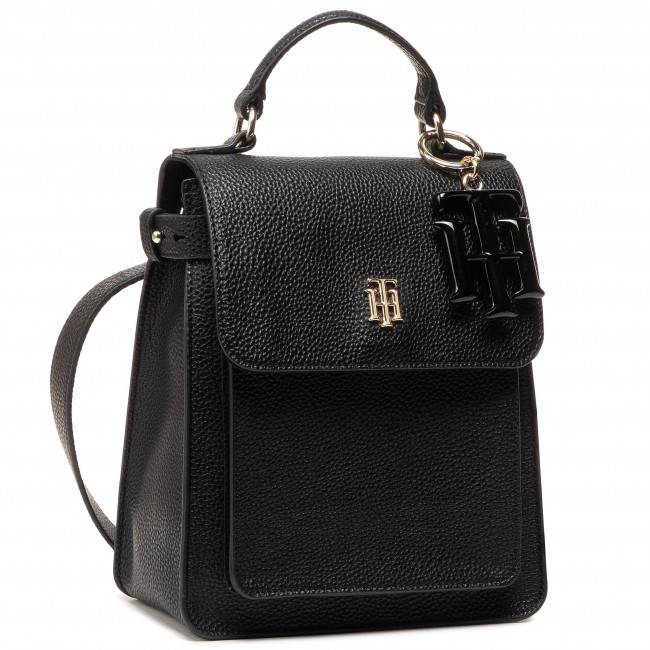 Plecak TOMMY HILFIGER - Th Soft Backpack AW0AW09837 BDS