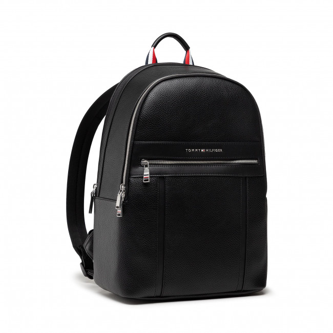 Plecak TOMMY HILFIGER - Th Downtown Backpack AM0AM07560 BDS