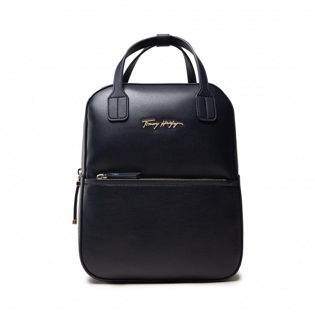 Plecak TOMMY HILFIGER - Iconic Tommy Backpack AW0AW10270 DW5