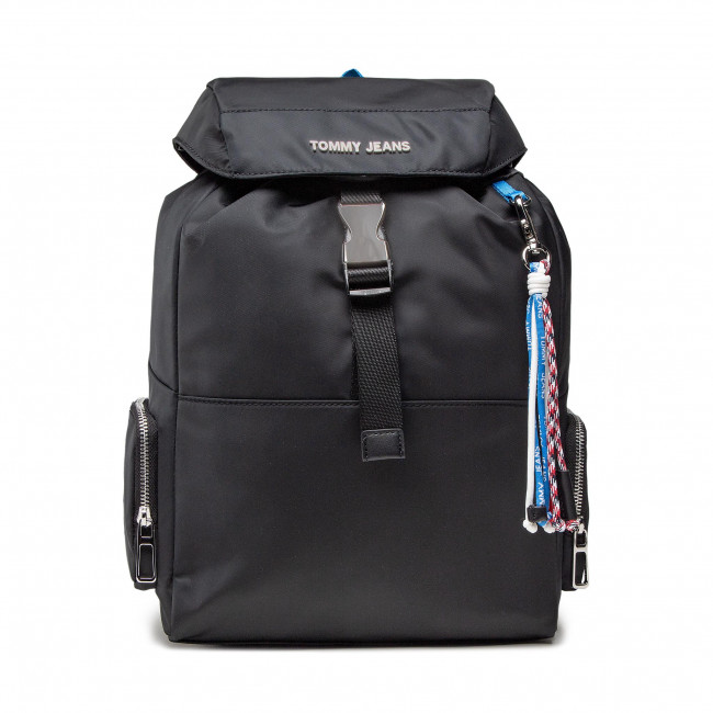 Plecak TOMMY JEANS - Tjw Fashion Nylon Backpack AW0AW10163 BDS