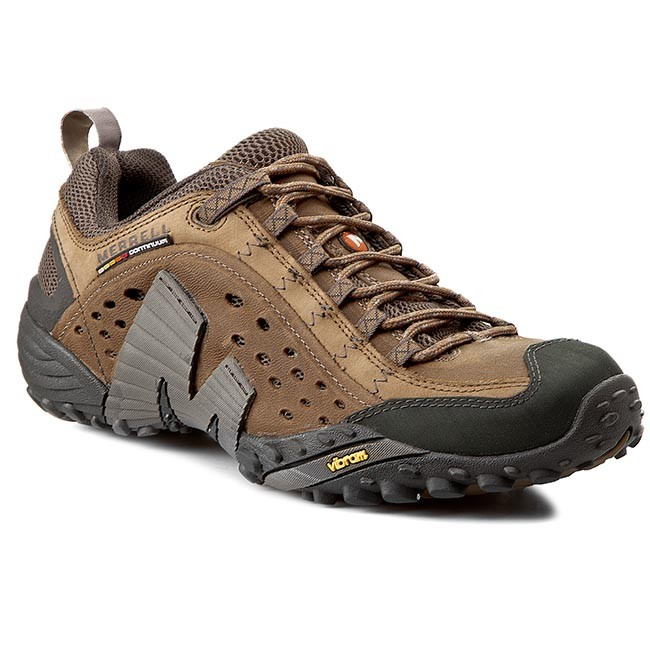 Trekkingi MERRELL Intercept J73705 Moth Brown
