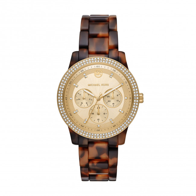 Zegarek MICHAEL KORS - Tibby MK6816 Brown/Gold
