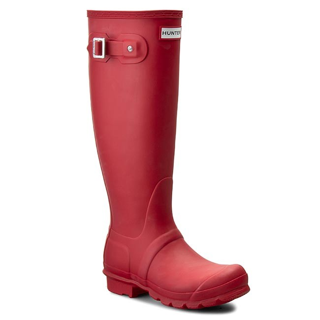 Kalosze HUNTER - Original Tall W23499 Red