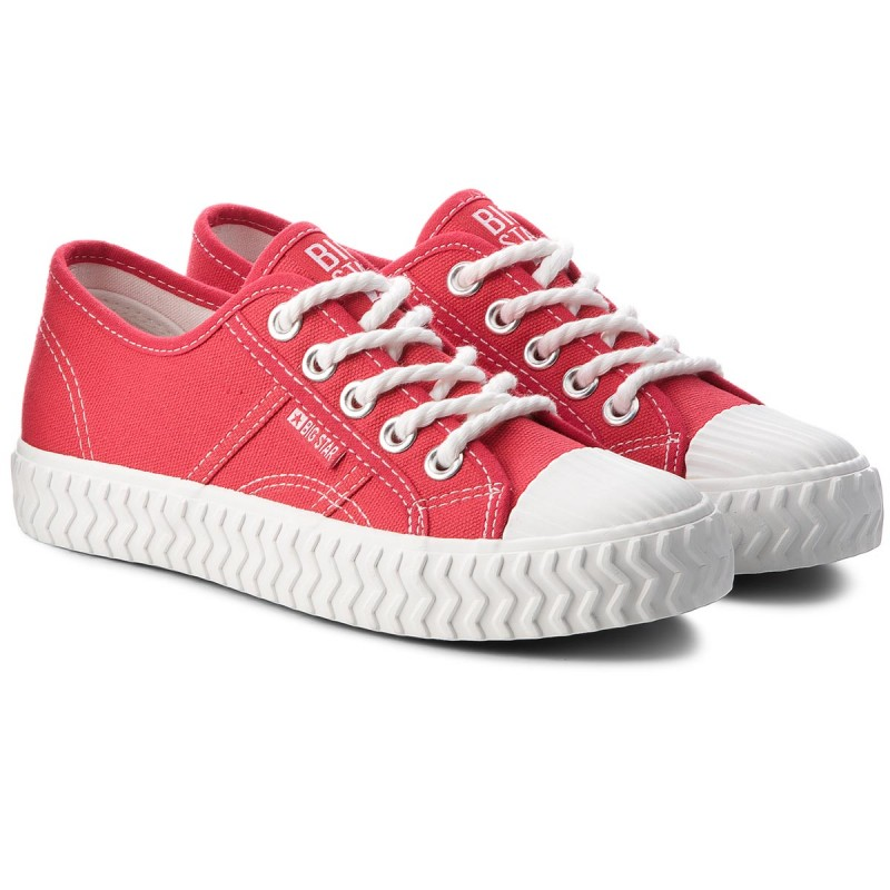 Zapatillas Grande Star - Aa274a026 Rouge 13czc