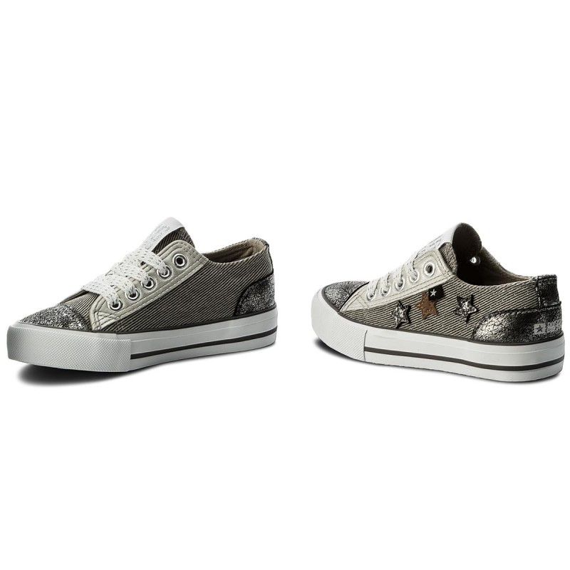 Tenis Big Star - Aa374069 Silver