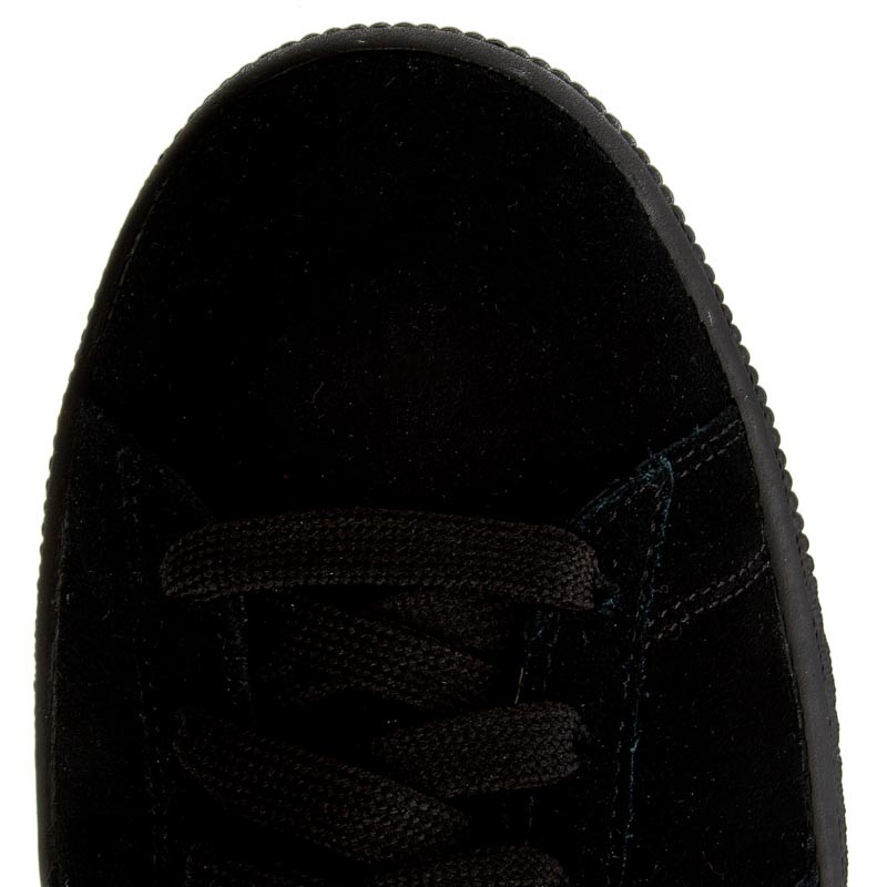 Sneakersy PUMA - Suede Classic+ 352634 77 Black/Dark Shadow - Sneakersy - Półbuty - Damskie