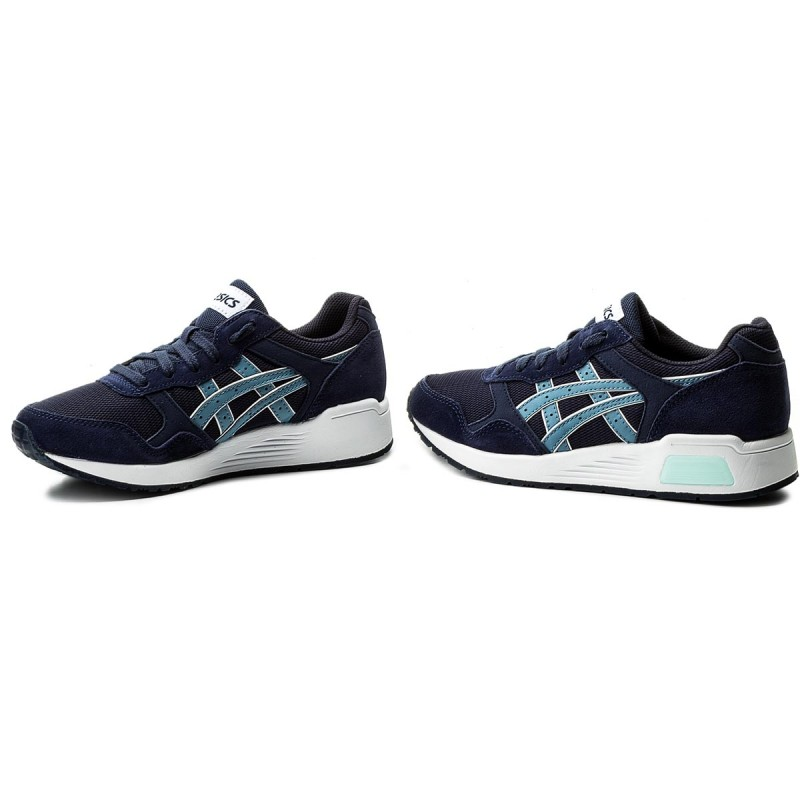 Sneakersy ASICS - Lyte-Trainer H8K2L Peacoat/Provincial Blue 5842 - Sneakersy - Półbuty - Damskie