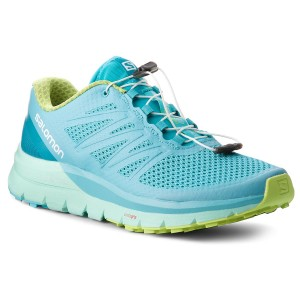 on sale 0bc98 e1813 Buty SALOMON - Sense Pro Max W 400701 25 W0 Blue CuracaoBeach Glass