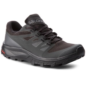 Trekkingi SALOMON Outline Gtx W GORE-TEX 404852 21 V0 Phantom Black Magnet 5d19e9c9ab