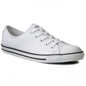 45f6a4a28808a Trampki CONVERSE - All Star Ox M7652C Optical White - Trampki ...