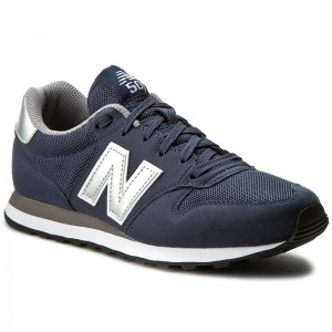 lowest price 3c39e a50f1 Sneakersy NEW BALANCE GM500NAY Granatowy
