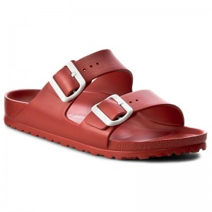 a9856363f8a92 Klapki BIRKENSTOCK - Arizona 0129453 Red