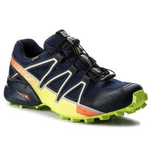6e819d018f7d93 Buty SALOMON - Speedcross 4 Gtx GORE-TEX 400938 27 V0 Medieval Blue/Acid