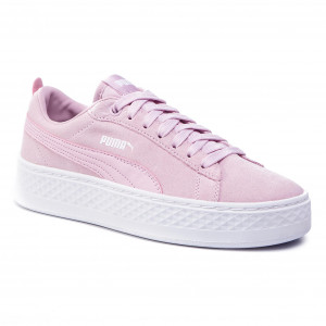Sneakersy PUMA Smash Platform Sd 366488 06 Winsome Orchid