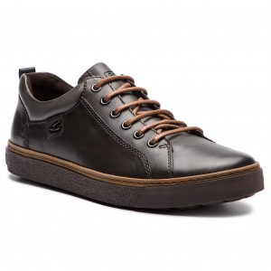 0b7f30dd3824 Sneakersy CAMEL ACTIVE - Bowl 429.22.01 Black White - Sneakersy ...