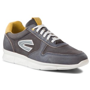 5842d2041ee9 Sneakersy CAMEL ACTIVE Pyramid 487.11.01 Navy Black Yellow