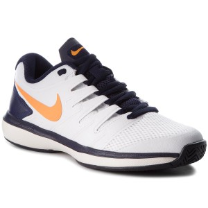 low priced dd0db c95d5 Черевики NIKE - Air Zoom Prestige Hc AA8020 180 White Oragne Peel