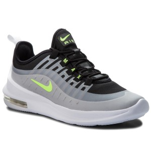 wholesale dealer 74bc1 e3f92 Batai NIKE Air Max Axis (GS) AH5222 005 Black Volt Wolf Grey