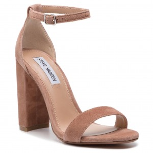 8505276f8b2 Sandały STEVE MADDEN - Carrson SM11000008-03001-602 Blush Leather ...