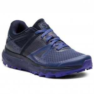 6671ce3f Buty SALOMON - Trailster W 406118 20 W0 Crown Blue/Navy Blazer/Purple  Opulence