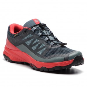600fb697 Buty SALOMON - Xa Discovery Gtx GORE-TEX 406803 27 W0 Stormy Weather/High
