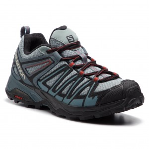 9acf52c77dba Trekkingi SALOMON - X Ultra 3 Prime 407413 27 W0 Lead Stormy Weather Bossa