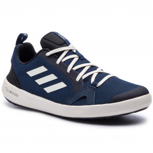 c082342e448f5 Buty adidas - Terrex Cc Boat BC0507 Core Black Chalk White Core Black
