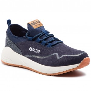 9d75c368e86f Sneakersy BIG STAR DD274284 Navy