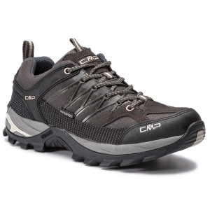 c1dfa1e0 Trekkingi CMP - Rigel Low Trekking Shoes Wp 3Q54457 Arabica/Sand 69BM