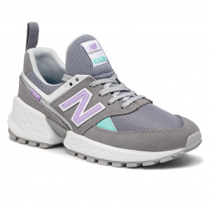 free shipping 9db16 24be0 Sneakersy NEW BALANCE WS574PRC Szary