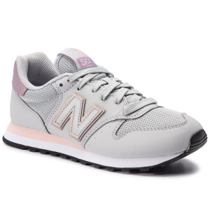 8d007adc2dcc4 Sneakersy NEW BALANCE GW500SRP Szary