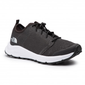 b1ab8499 Buty THE NORTH FACE Litewave Flow Lace II T93RDUKY4 Tnf Black/Tnf White