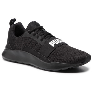 info for d39d8 c4399 Buty PUMA - Wired 366970 01 Puma BlackPuma BlackBlack