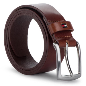 e3e85b2b123a0 Pasek Męski TOMMY HILFIGER - Adan Leather Belt 3.5 AM0AM04985 278