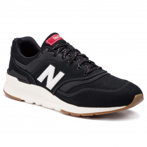 timeless design f8acc 3893e Sneakersy NEW BALANCE CM997HDD Czarny