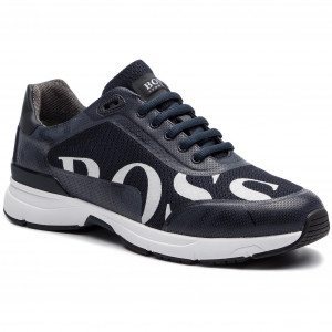 8b0ada81301a5 Sneakersy BOSS - Velocity 50397613 10212274 01 Dark Blue 401