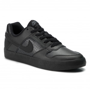 on sale abfcb 1d645 Buty NIKE - Sb Delta Force Vulc 942237 002 Black Black Anthracite
