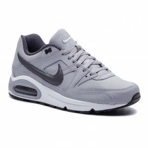 timeless design a9685 d25cb Buty NIKE - Air Max Command Leather 749760 012 Wolf Grey Mtlc Dark Grey