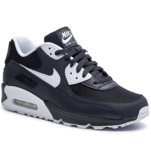 newest 2680b ddce2 Buty NIKE - Air Max 90 Essential 537384 089 Anthracite White Black