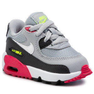 a468d39f9cd70 Buty NIKE - Air Max 90 Mesh Bt 833422 027 Wolf Grey/White/Rush