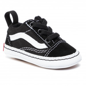 a01fa393762c68 Sneakersy VANS Old Skool Crib VN0A3U8K6BT1 Black/True White
