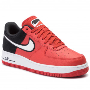 the best attitude 2b24b a2e41 Buty NIKE - Air Force 1  07 LVB 1 AO2439 600 Mystic Red White