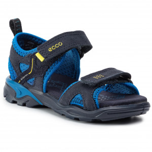 5c43a61795b4aa Sandały ECCO - Biom Raft 70062251078 Night Sky/Bermuda Blue/Night Sky